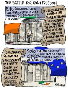 People.ie 2010 EU budget bankocracy vs. 1916
