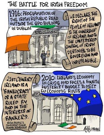 People.ie 2010 EU budget bankocracy vs. 1916