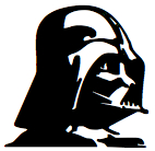 """Darth Vader: """"The Force is strong with this one."""""""