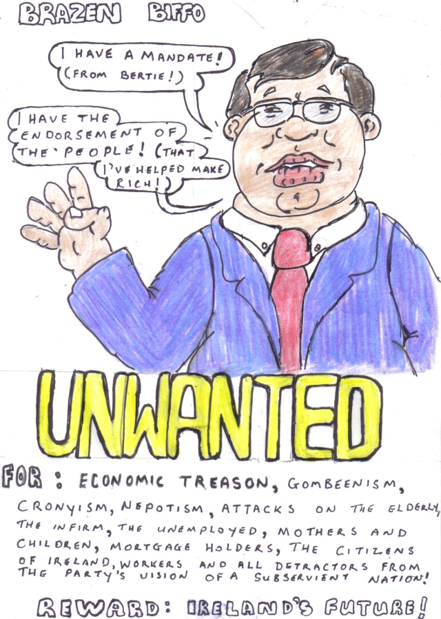 Unwanted: Reward - Ireland's Future!