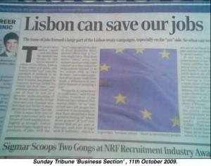 lisbon can save our jobs