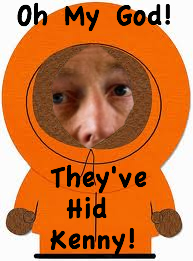 Oh my God! Theay've hid Kenny!