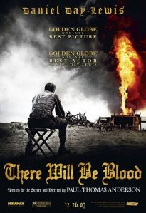 there will be blood: poster